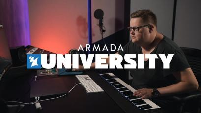 Armada University: Orjan Nilsen Finish-My-Record Contest
